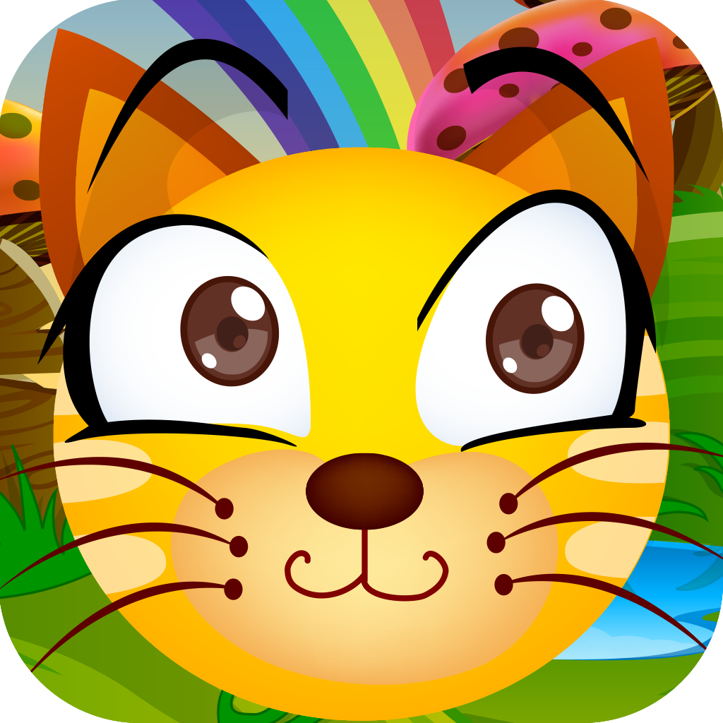 Addictive Cute Jelly Animal Splash Puzzle Match 3 Game Free
